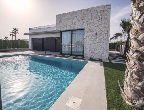5 Viviendas aisladas con piscina (Sucina)